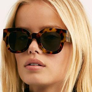 Free People Tortoise Sunglasses NWT